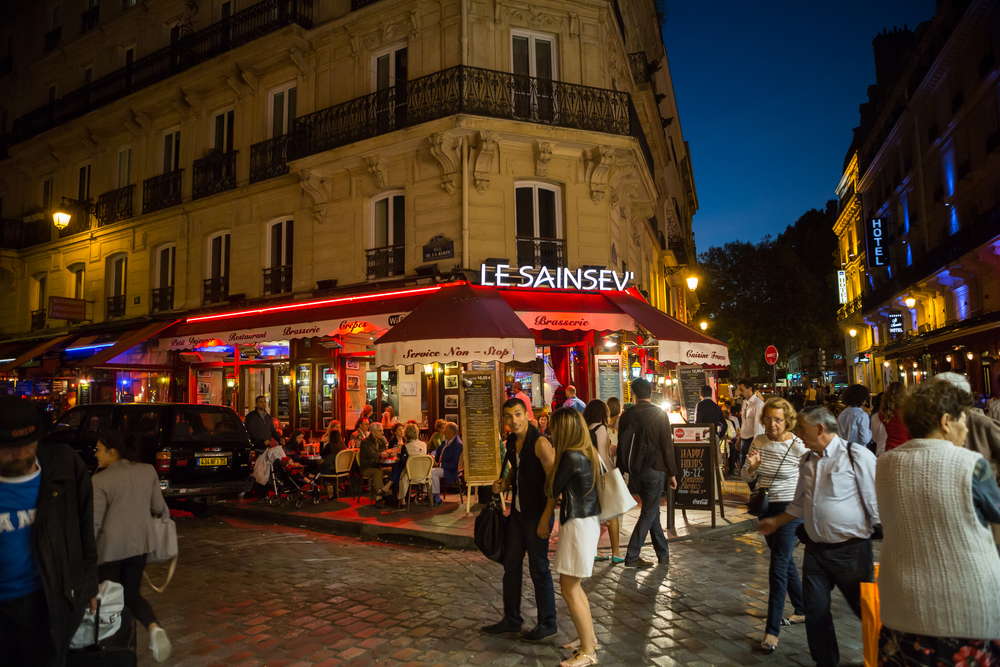 The Best Paris Nightlife Districts