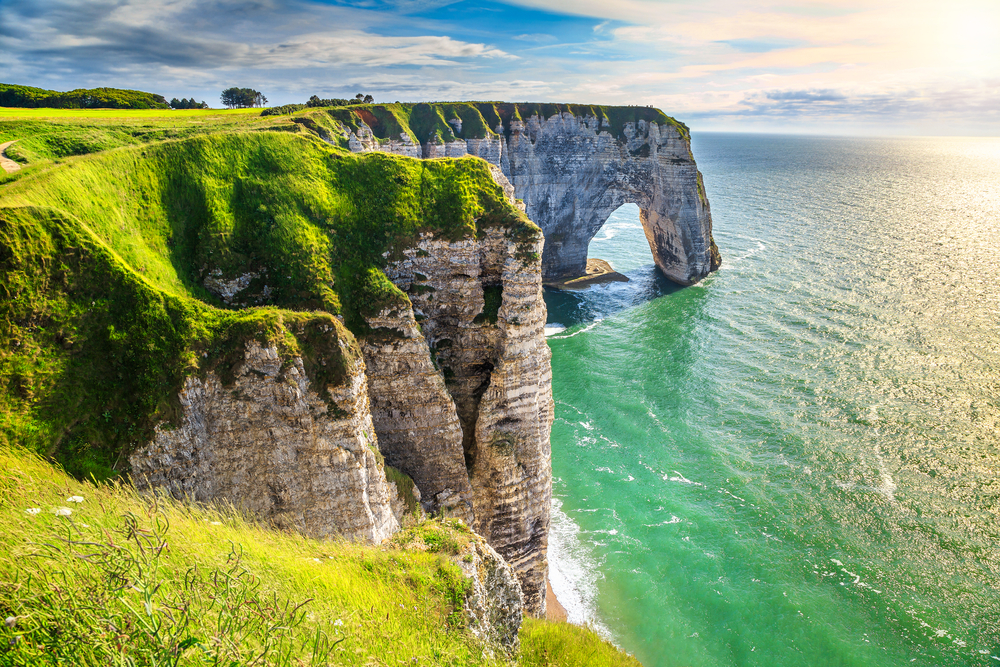 Explore France: Normandy