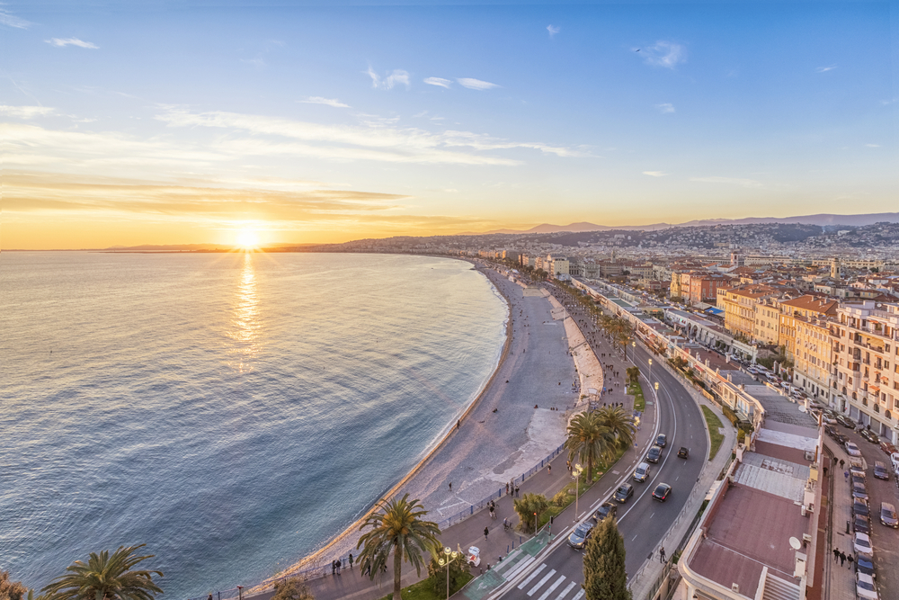 Nightlife in the French Riviera