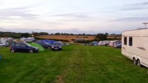 Open Countryside Views
