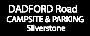 Dadford Road Silverstone Campsite