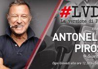 IL RITORNO DI ANTONELLO PIROSO: SU LE FONTI TV ECCO #LVDP