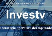 Investv: Tony Cioli Puviani protagonista della puntata del 15 settembre 2021