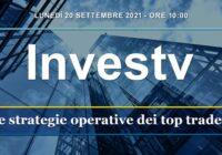 Investv: riparte oggi il contest tra i trader della squadra azzurra e gialla