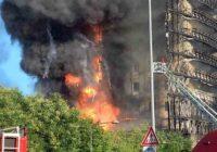 Torre dei Moro: dopo incendio Intesa sospende pagamento mutui e prestiti