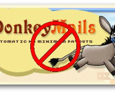 Czy da się wypłacić pieniądze z DonkeyMails?
