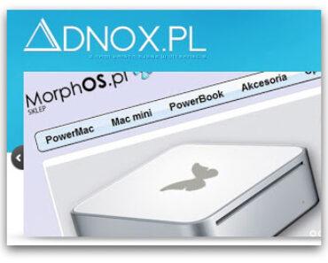 Programy firmy Adnox zmieniły właściciela