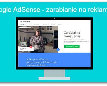 Przewodnik po Google AdSense – zarabianie na reklamach