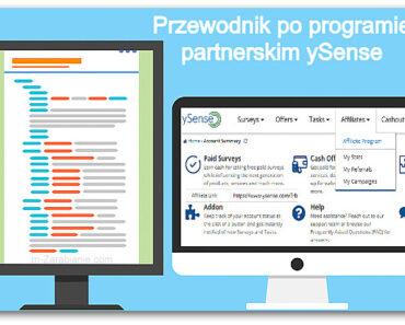 Program partnerski ySense (Affiliate) — poznaj jego korzyści