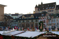 Weihnachtsmarkt by Dingsdale, Flickr