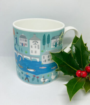 Village Bone China Cup