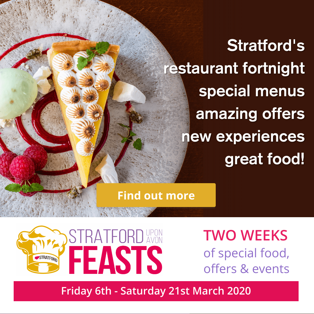 Net Visibility and Stratford Food Festival created by Emma Scott Web Design Kenilworth Warwickshire