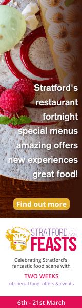Net Visibility and Stratford Food Festival created by Emma Scott Web Design Kenilworth Warwickshire