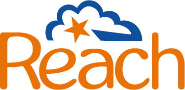 Reach charity logo