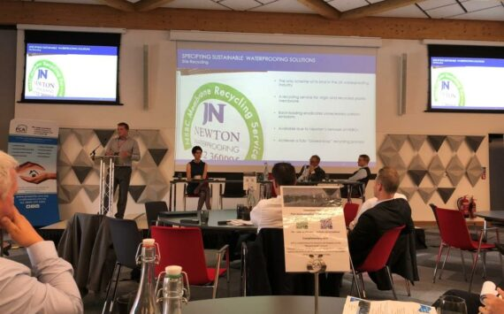 Photo of PCA Waterproofing Conference 2018