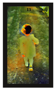 Lenormand Child Card