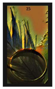 Lenormand Ring Card