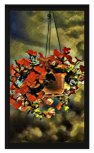 Lenormand Bouquet Card