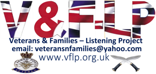 Veterans & Families – Listening  Project