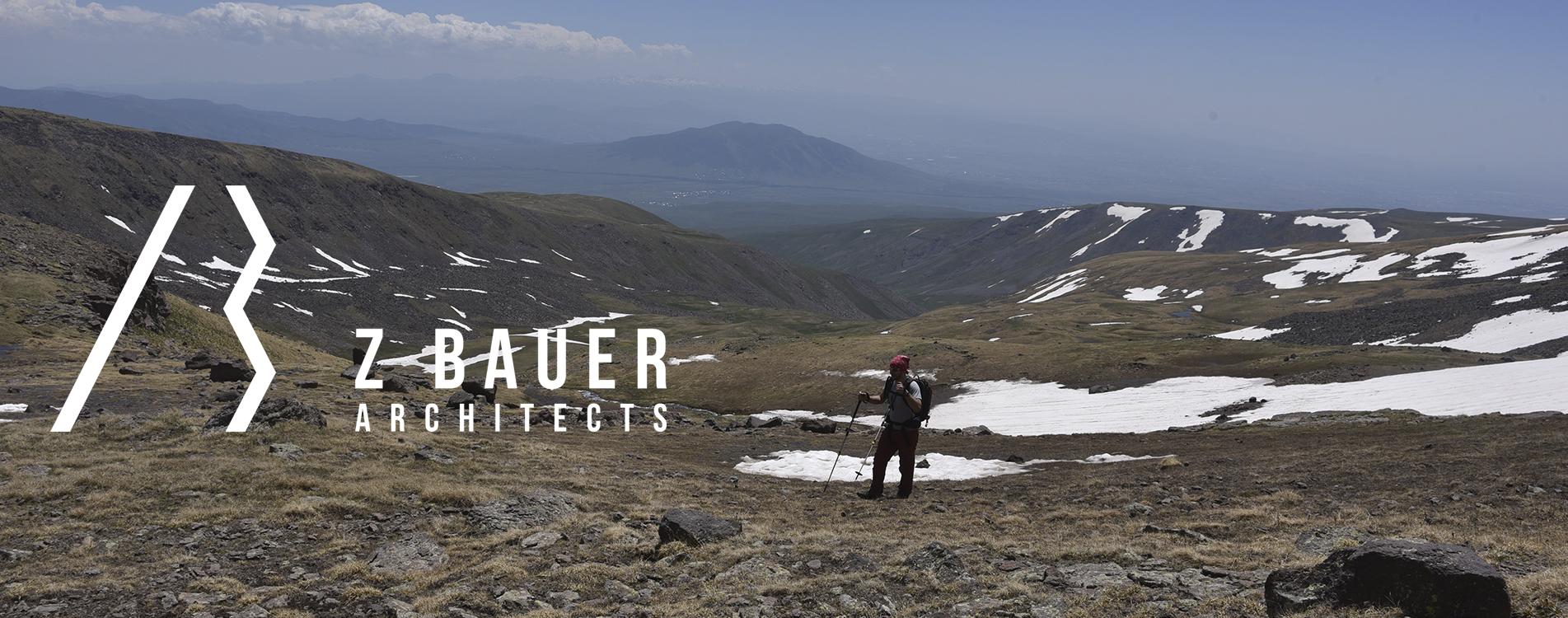 Zohrab Bauer Architect Nature Mt Ararat 25