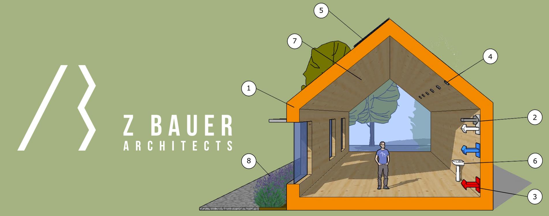 Zohrab Bauer Architects Green 8