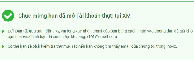 Chuc-mung-mo-tai-khoan-thuc-san-xm-thanh-cong
