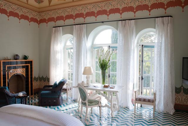 Palazzo Margherita, Bernarda (Italy) Jacques Grange - Directorio Deco