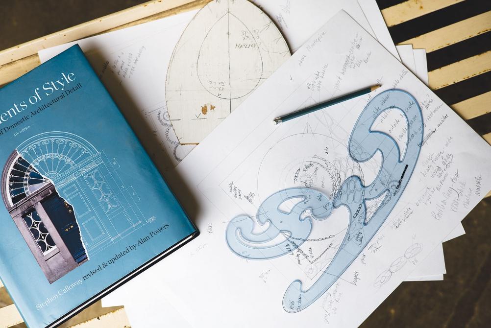 Linda Fenwick, Shell Design