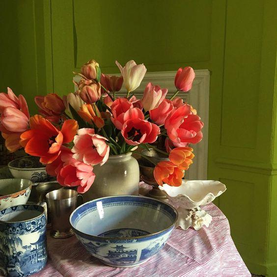 Tulips, Charlie McCormick