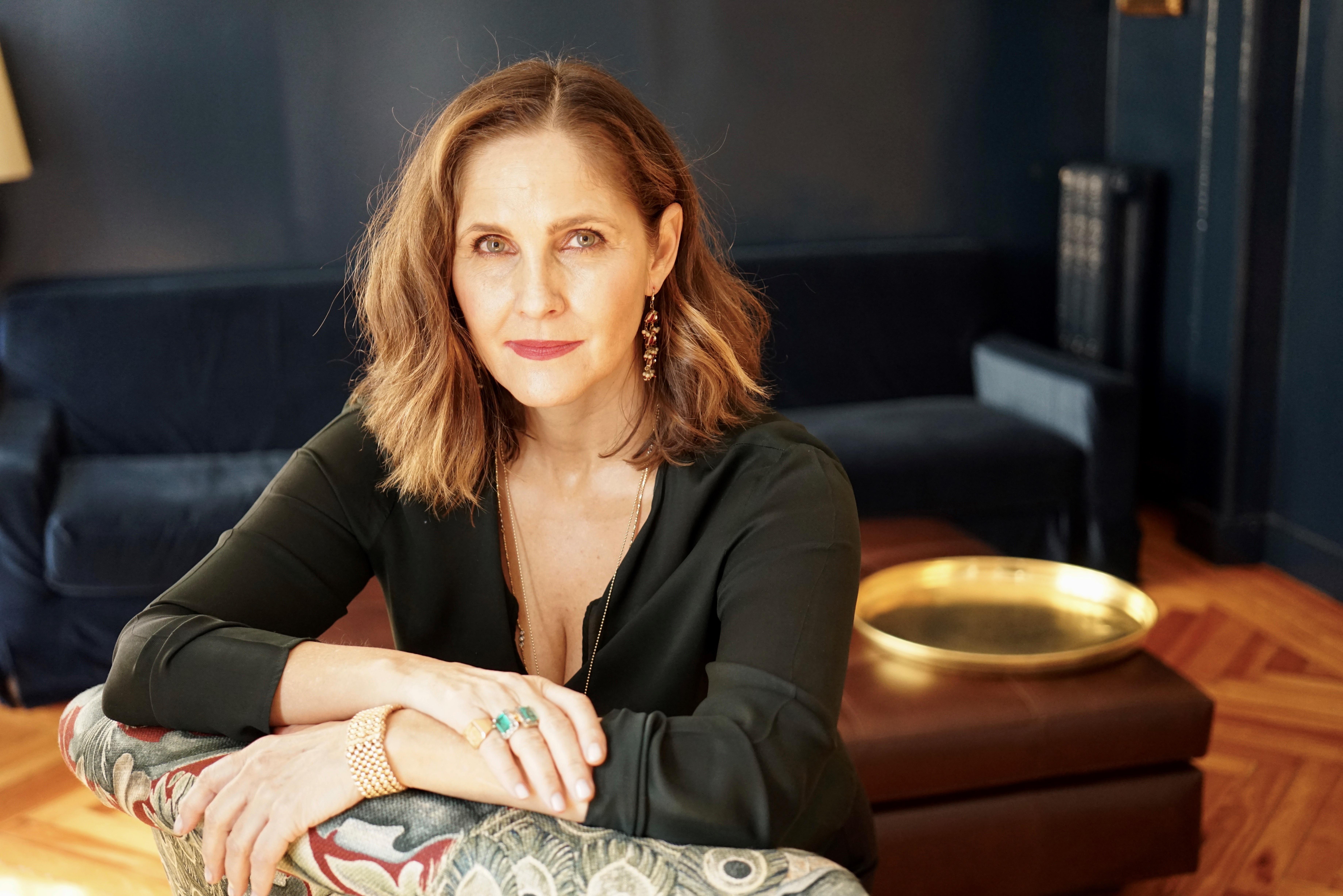 Sylvia Melian is co-founder of Melian-Randolph a sucessful interior design studio based in Madrid