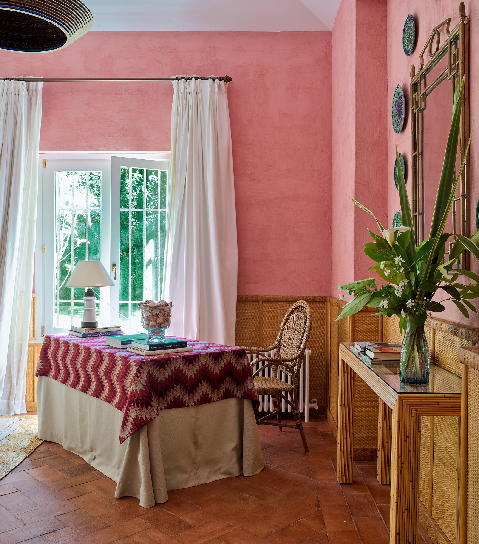 A home in Sotogrande designed by Melian Randolph   Directorio Deco by Gloria Gonzalez