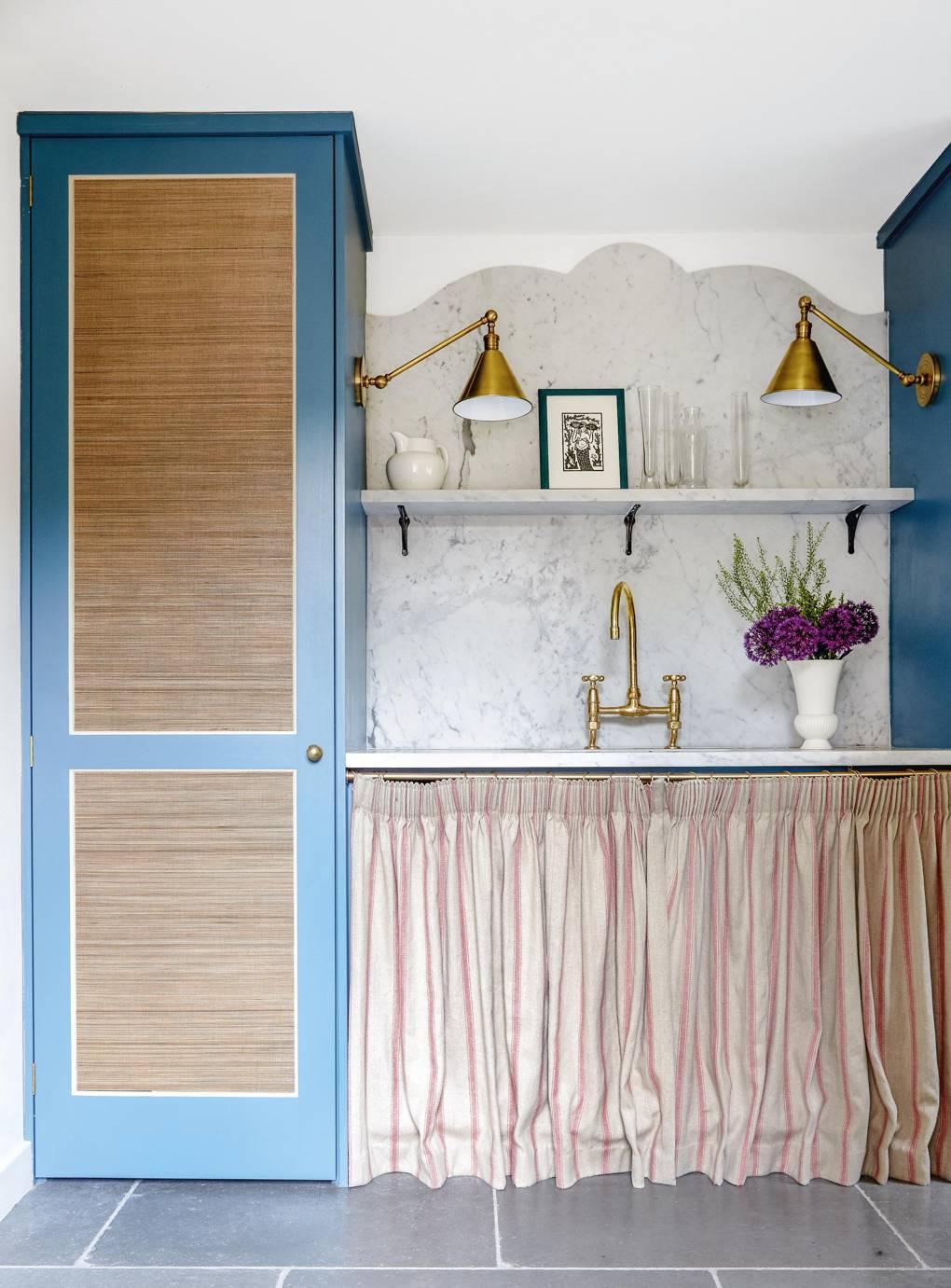 Beata Heuman utility room
