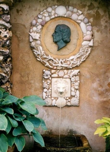 David Hicks' garden. Photo by Jane Schulak