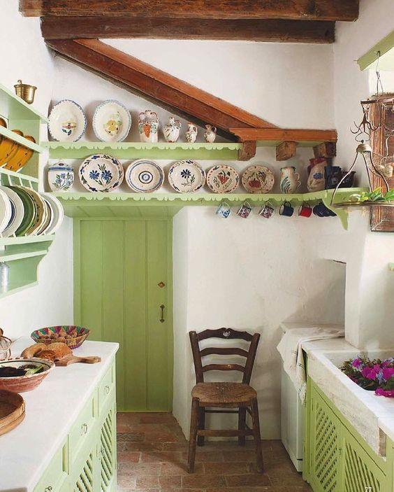 Stamatiki Decorator Stefanou-Stymfaliafes Patmos home.