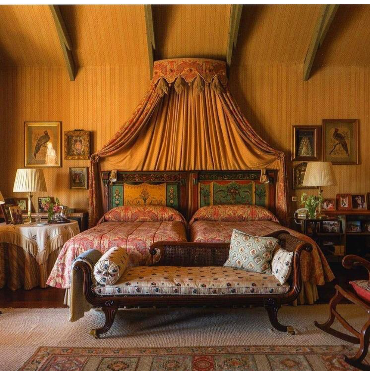 Bedroom by Jaime Parlade. Ricardo Labougle photography