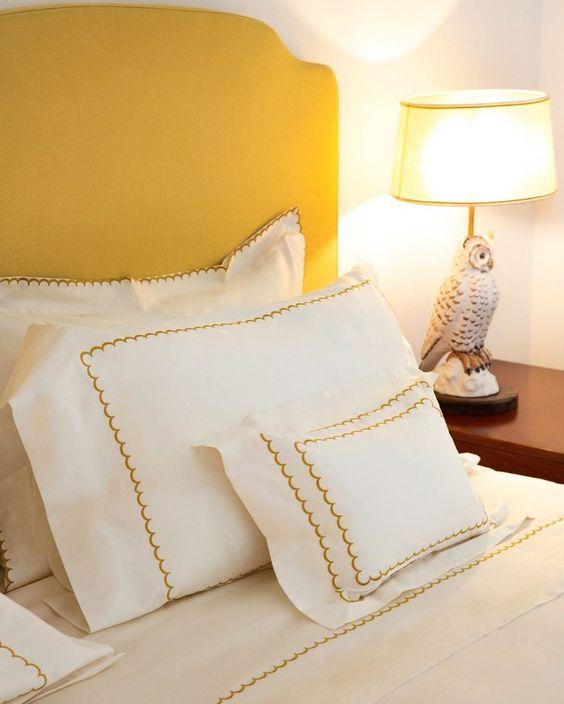 issimo x rivolta camignani bed linen