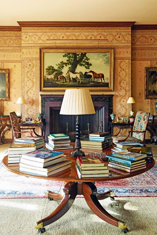 Lady de Rothschild's Ascott House, Buckinghamshire
