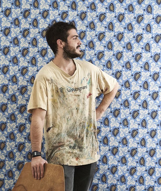 the solesempre collection by wallpaper san patrignano for artemest