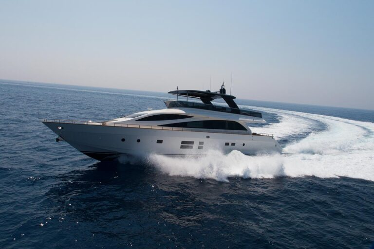 Luxury yacht for Charter | VISIONARIA by