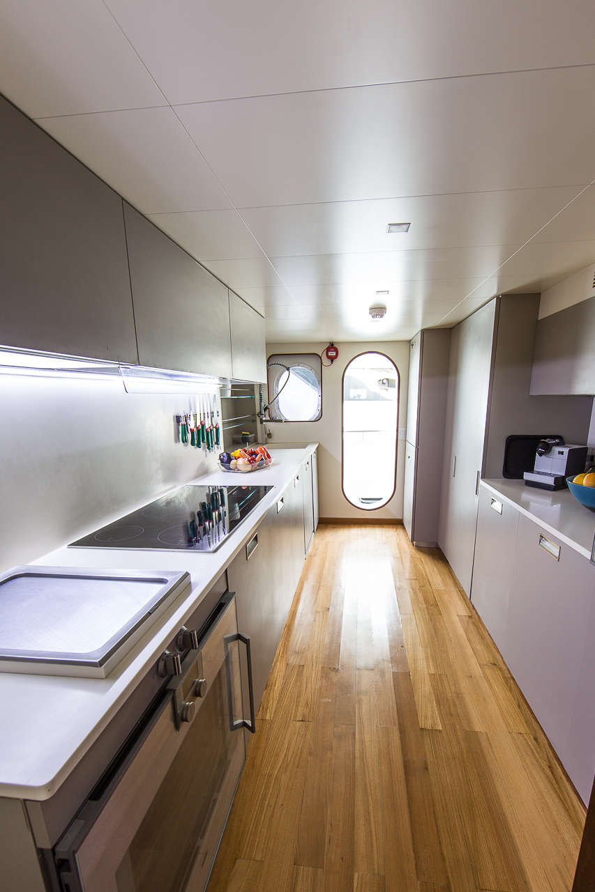 Galley | India
