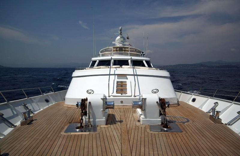 Main deck | India