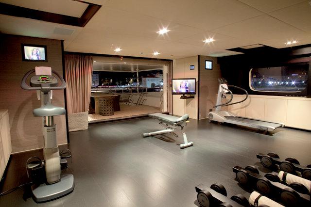 Gym | Latitude