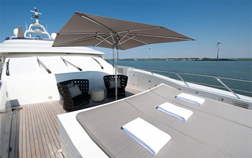 Sun deck   Latitude