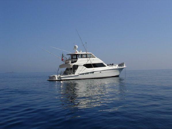 At anchor | Makaira