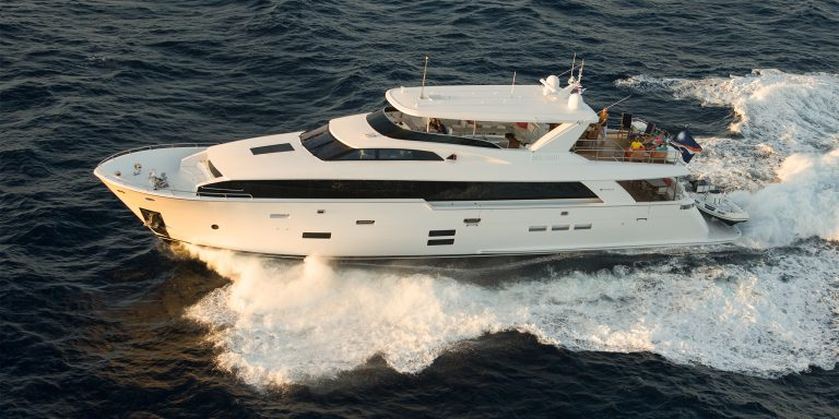Luxury yacht for Sale | 100RPH by Hatteras Yachts
