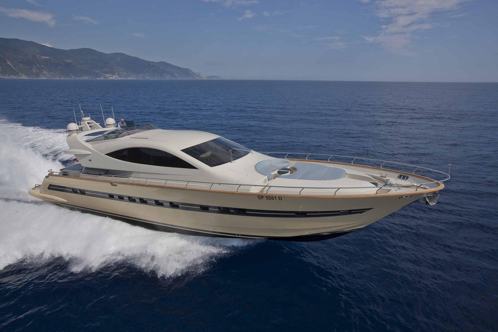 Luxury yacht for Sale | Cerri 86 by CCN - Cerri Cantieri Navali