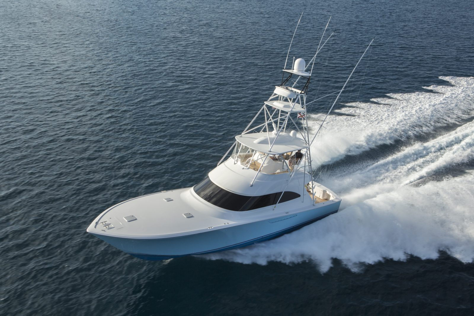 Luxury yacht for Sale | 55 Convertible by Viking Yachts