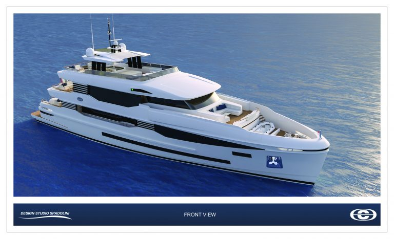 Luxury yacht for Sale | CCN 35M by CCN - Cerri Cantieri Navali