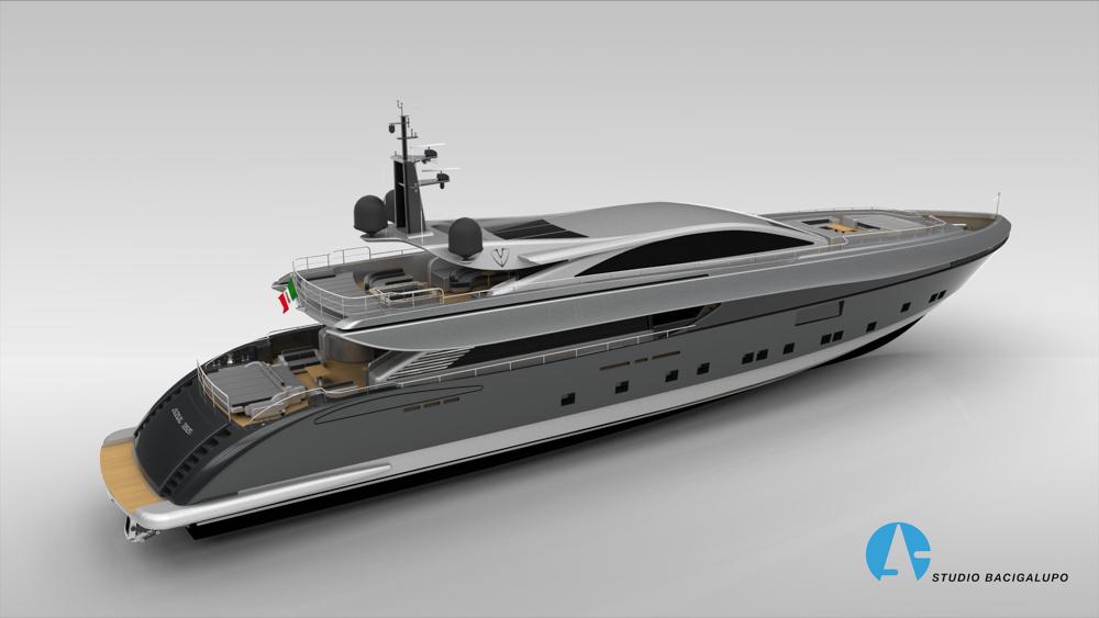 Luxury yacht for Sale | CCN 50M Fuoriserie by CCN - Cerri Cantieri Navali