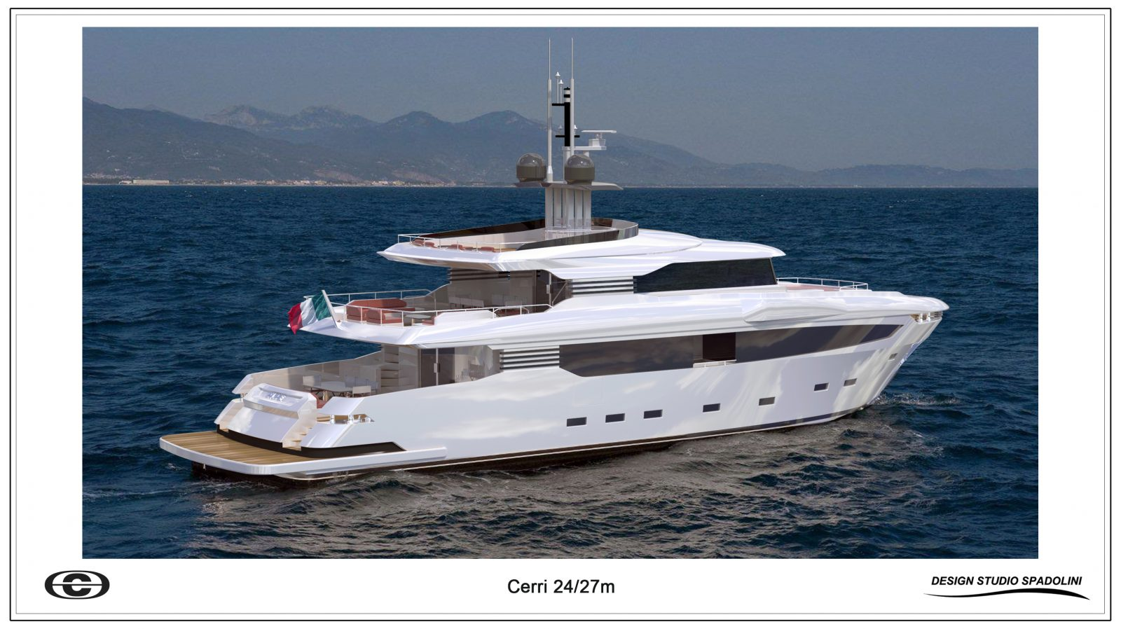 Luxury yacht for Sale | CCN 27M by CCN - Cerri Cantieri Navali